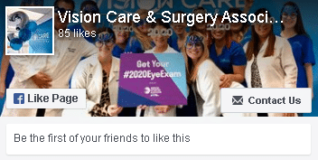 Vision Care Facebook Portal image